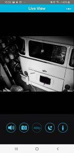 Garage Home CCTV and Smart Cameras
