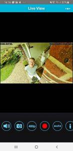 Home CCTV and Smart Cameras external screenshot