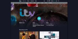 itv hub Smart TV Set Up