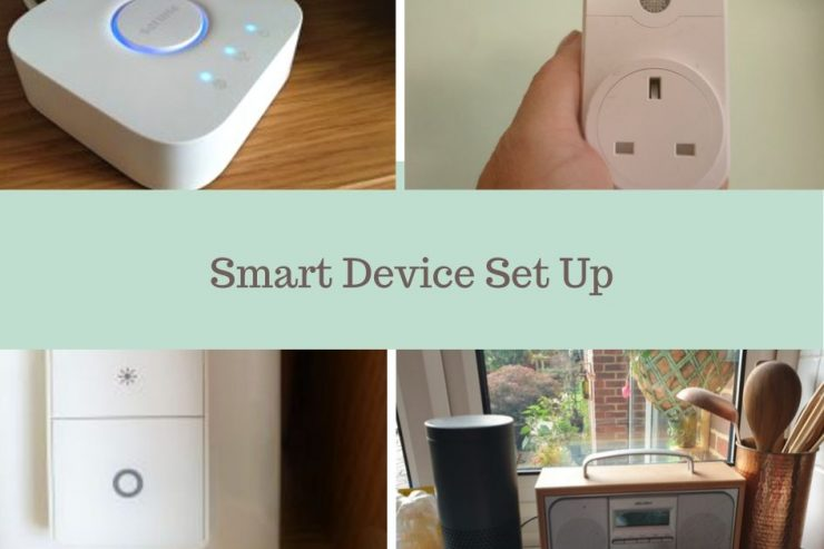 smart device set up