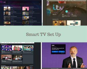 smart tv set up