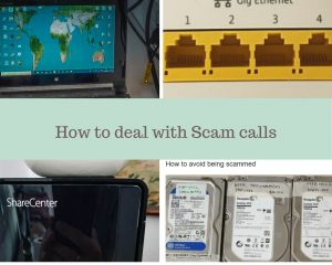 How to deal with Scam calls